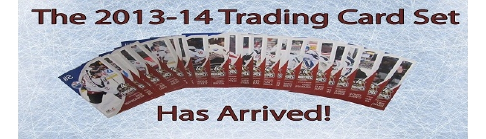 2013-14 Trading Card Set