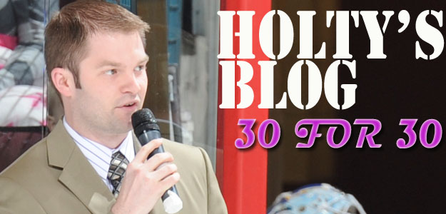 HOLTY&#8217;S BLOG: 30 for 30 Condors Style