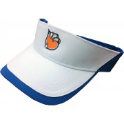Oil Drop Visor Blue & White