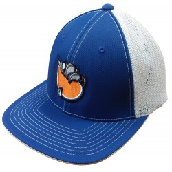Mesh Hat Royal Blue Youth