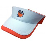 Oil Drop Visor Orange & White