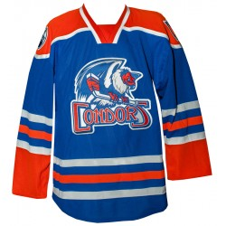 Adult Replica Blue Jersey