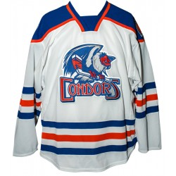 Adult Replica White Jersey