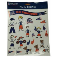 Window Decal - Family