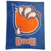 Condors Fleece Blanket