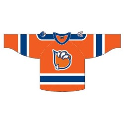 Toddler Orange Jersey