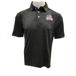 Colosseum Charcoal Polo