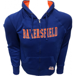 Bakersfield Women's Full Zip Sweatshirt