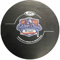 Outdoor Classic Official Game Puck