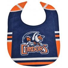 Condors Baby Bib