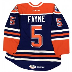 #5 Mark Fayne (Blue)