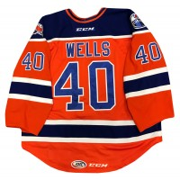 #40 Dylan Wells (Orange)