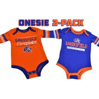 2 Pack Onesie Set