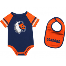 Warner Onesie & Bib Set