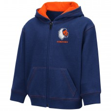 Boys Full Zip Sweatshirt