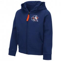 Girls Full Zip Sweatshirt